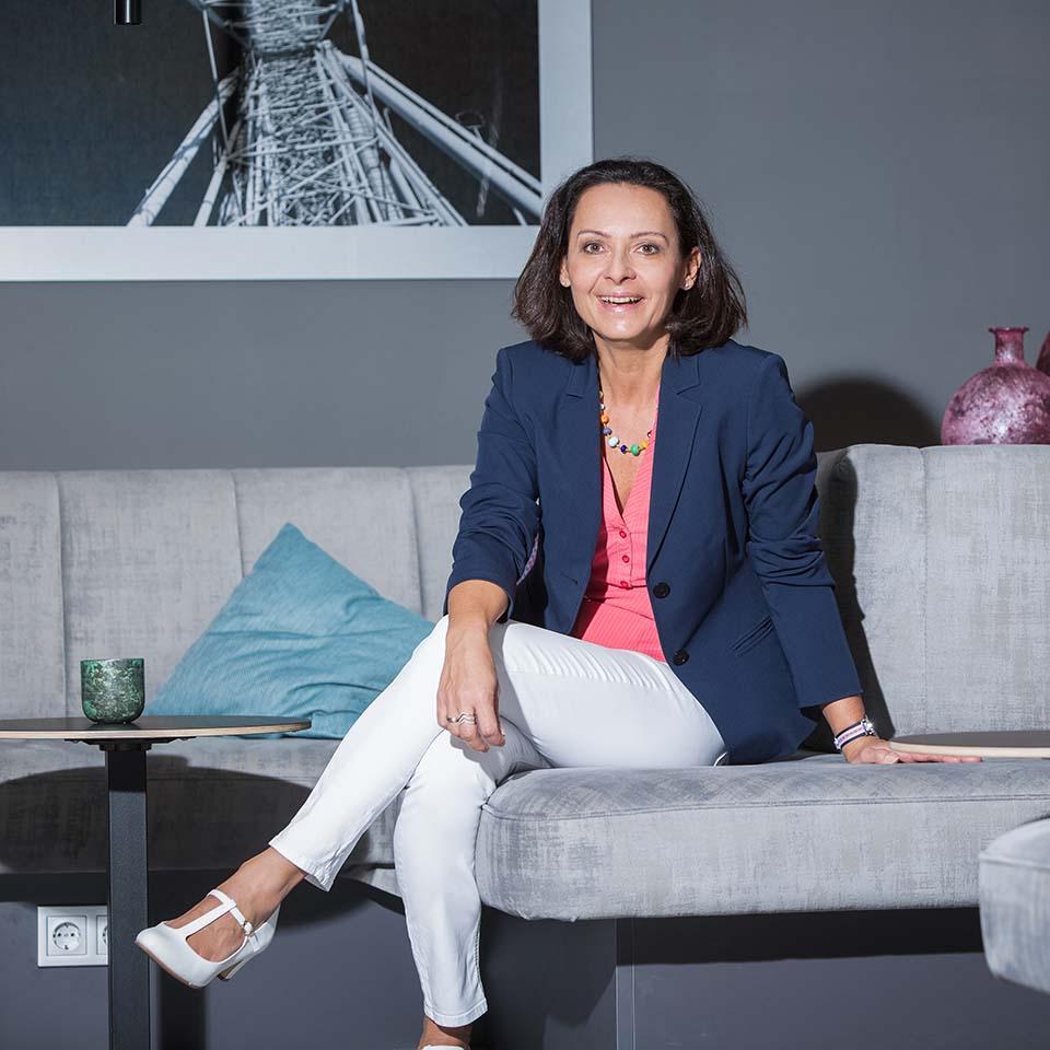 Sylvia Unger, Ihre Mental- und Kommunikationstrainerin für die Hotellerie