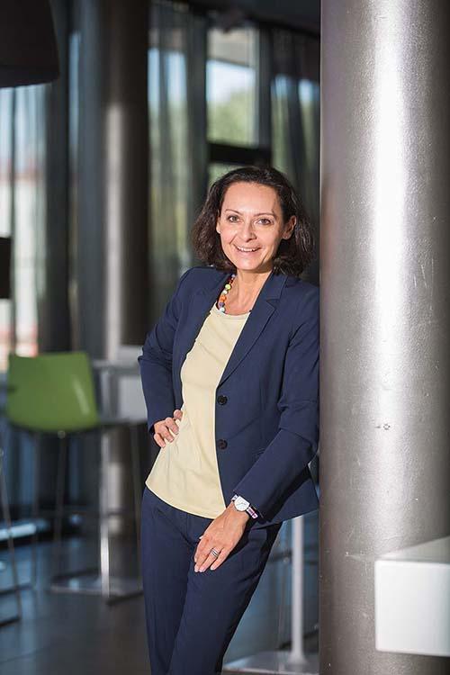 Mental- und Kommunikationstrainerin Sylvia Unger